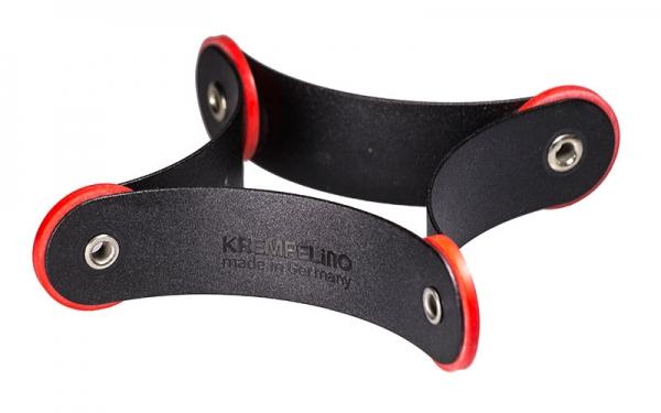 KREMPELinO schwarz/rot
